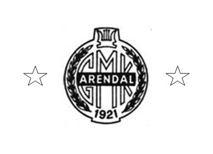 AGMK - Stjerne på genser